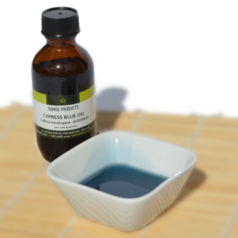 Cypress Blue Oil | Range Products