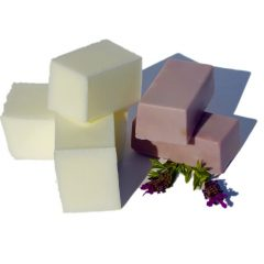White Melt & Pour Soap Base