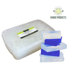 Clear Melt & Pour Soap Base SLES/SLS Free